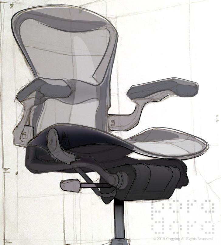 AI-Aeron Chair