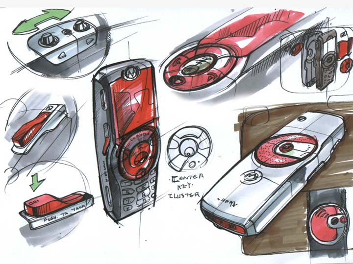 Cellphone Ideation