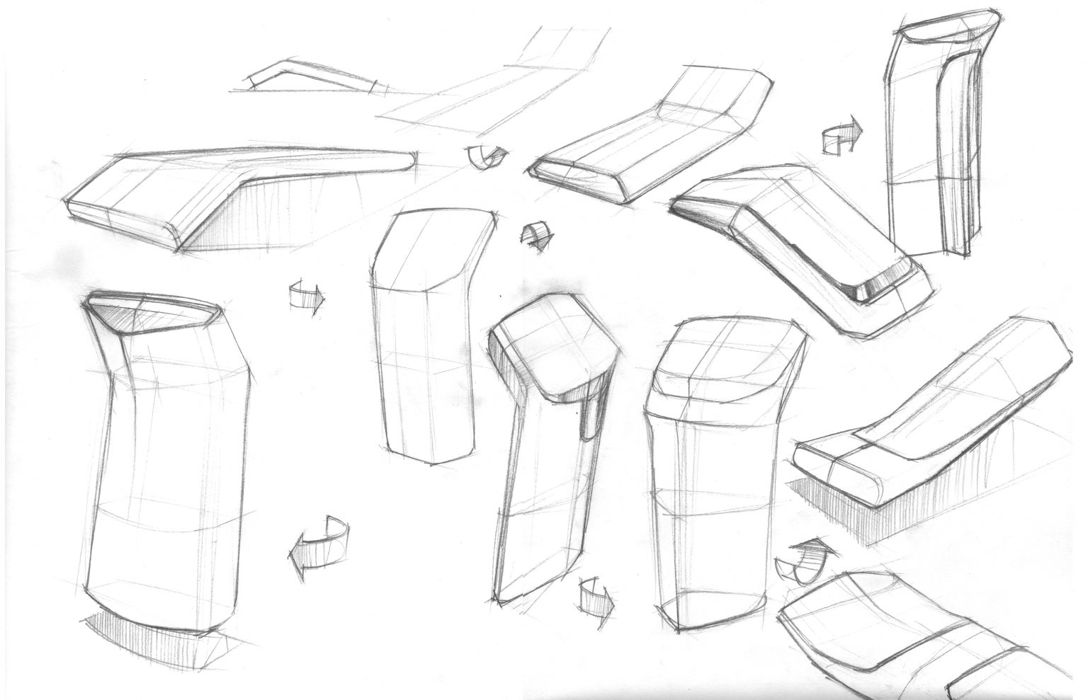 Form study–ideation