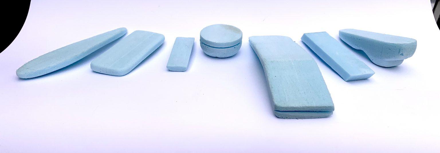 Robert-Remote Blue Foam Project