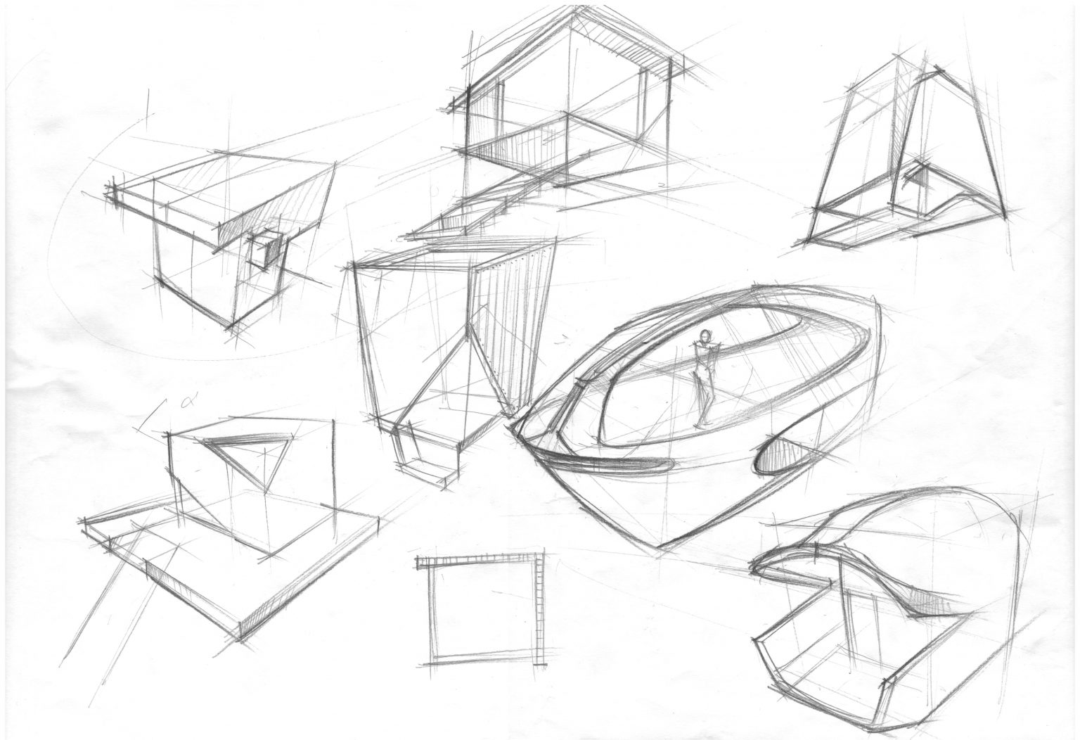 Read more about the article Primitive Drawing Practice