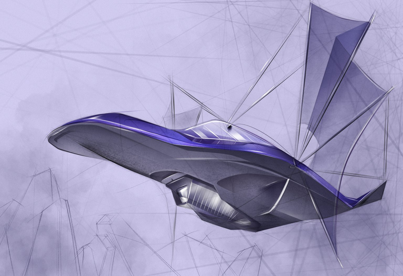 Read more about the article Airship 2020 | Photoshop