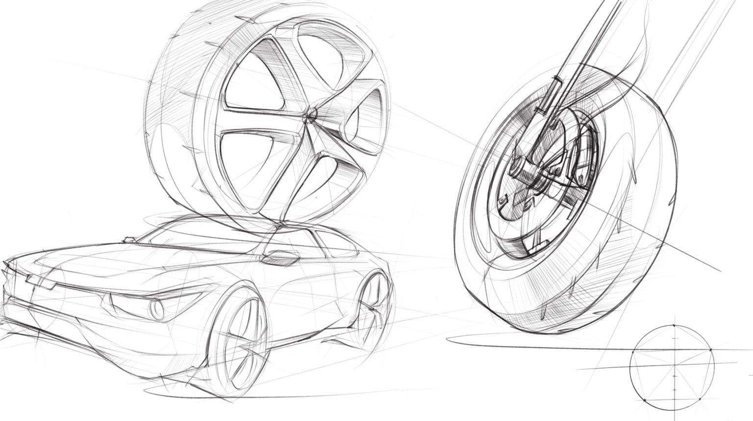 Wheels and Spokes