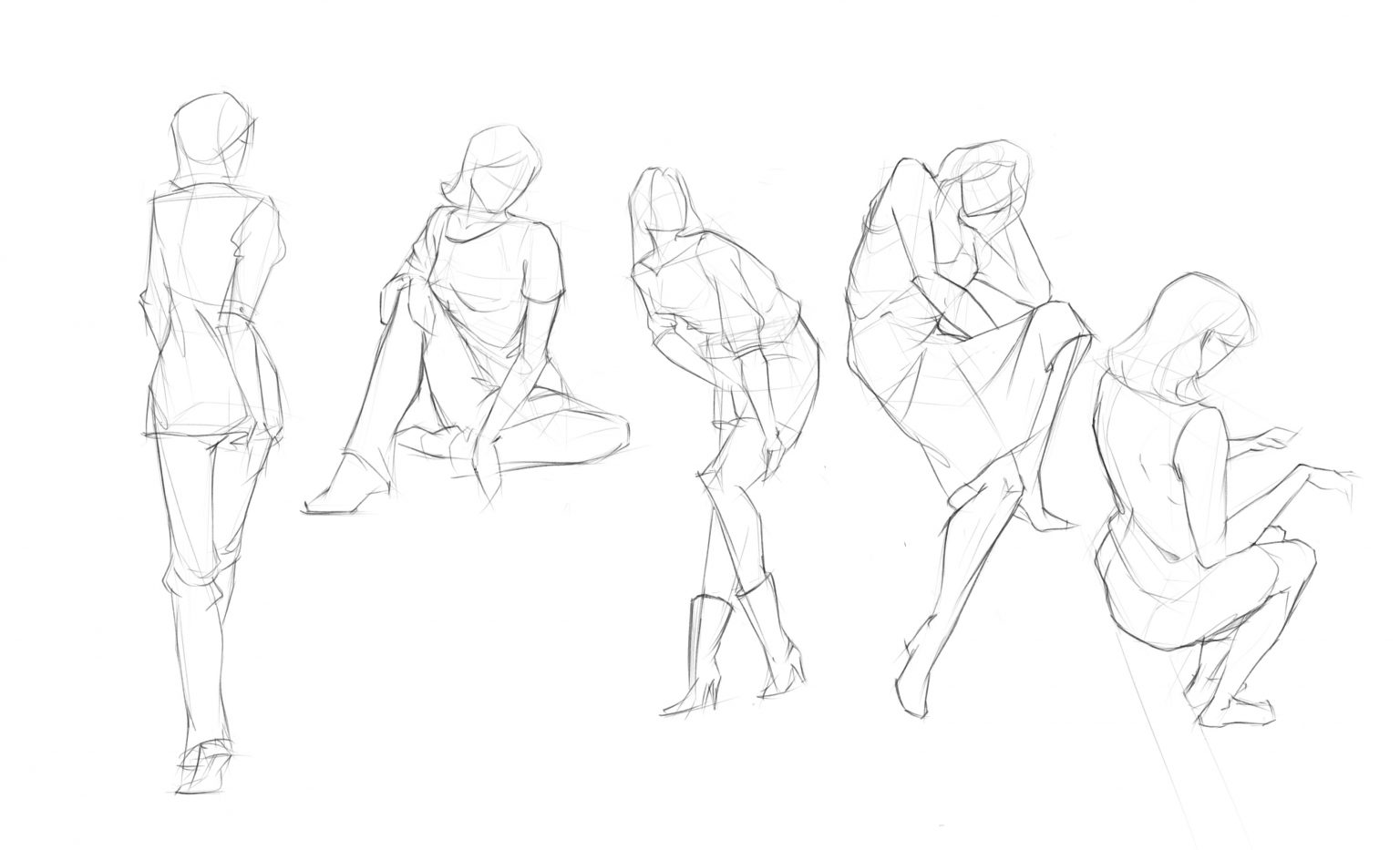 Read more about the article 100 Figure Drawing Challenge