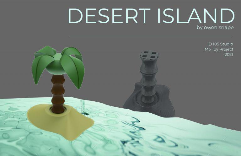 Owen   Desert Island